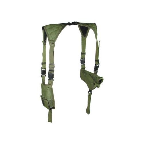 Szelki taktyczne Leapers Deluxe uniwersalne zielone (4712274520240)