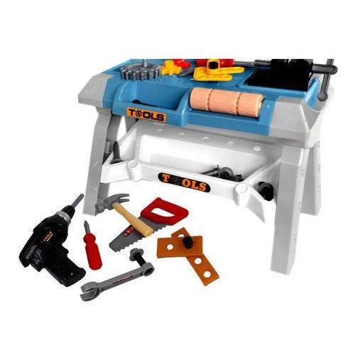 Warsztat z narzędziami szary T107 52 elementy