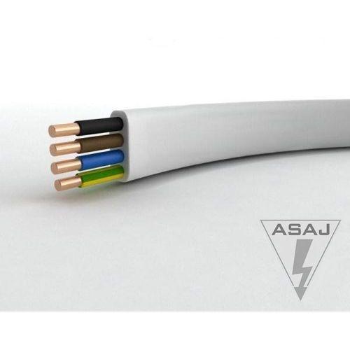Przewód ydyp 4x1,5mm2 450/750v (instalacyjny płaski) marki Elpar/tfk/bitner/damir