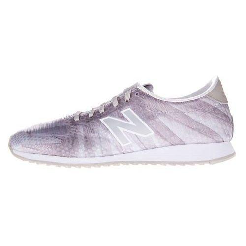 New Balance 420 Tenisówki Biały Fioletowy 38, kolor biały