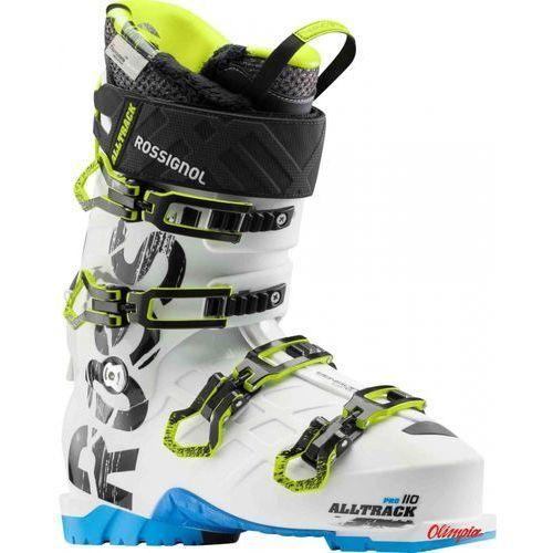 Rossignol Buty narciarskie alltrack pro 110 białe 2017/2018