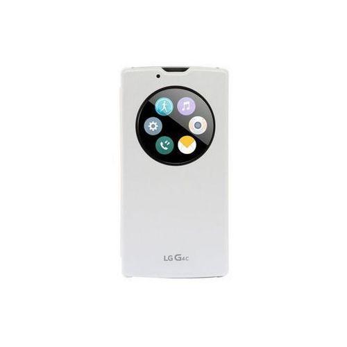 LG CCF-600 AGEUWH Quick Circle Case etui do LG G4C (biały) - biały, CCF-600.AGEUWH