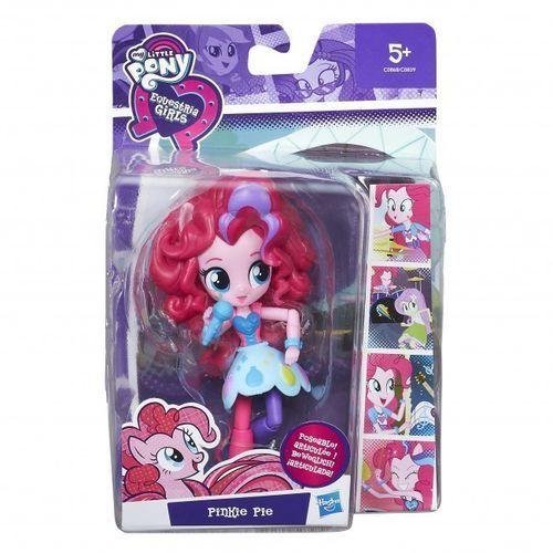 My Little Pony EG Mini Lalka podstawowa, Pinkie Pie - Hasbro (5010993362035)