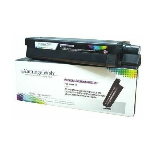 Cartridge web Toner black oki c3100/c5100/c5450 zamiennik 42804516/42127408/42127457