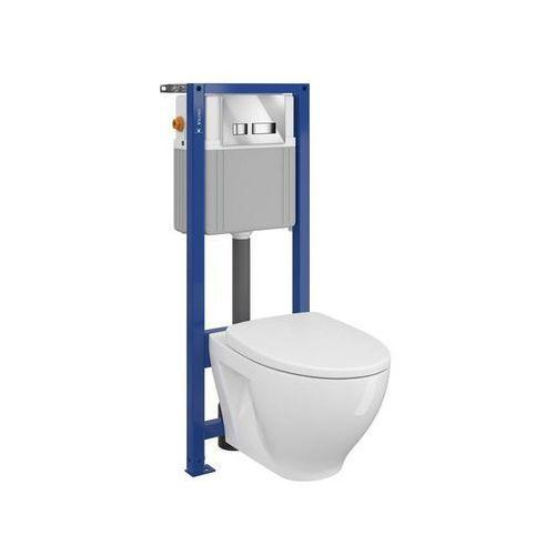 Zestaw podtynkowy WC CARLO CERSANIT (5902115742385)