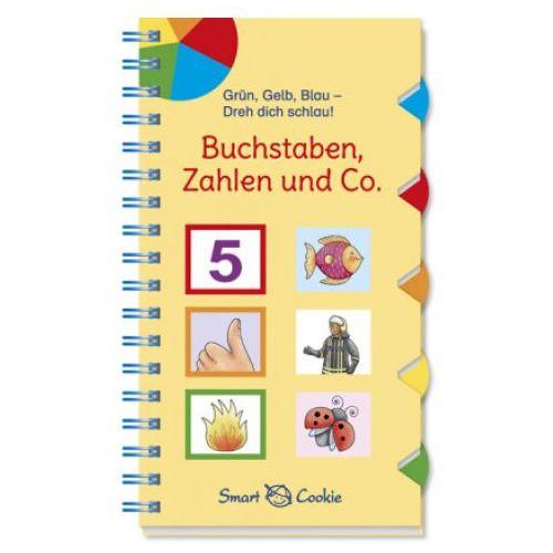 Grün, gelb, blau - dreh dich schlau: Buchstaben, Zahlen und Co. (9783780663153)
