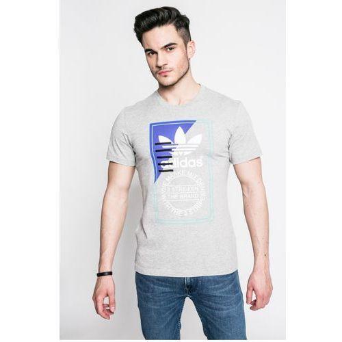 - t-shirt marki Adidas originals