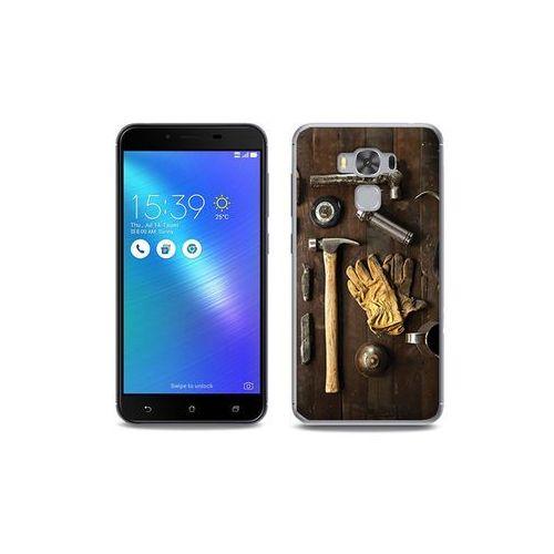 Foto Case - Asus Zenfone 3 Max (ZC553KL) - etui na telefon Foto Case - narzędzia