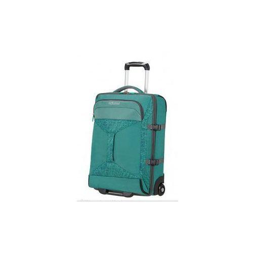 American tourister torba podróżna mała/ kabinowa (s) 2 koła z kolekcji road quest materiał poliester