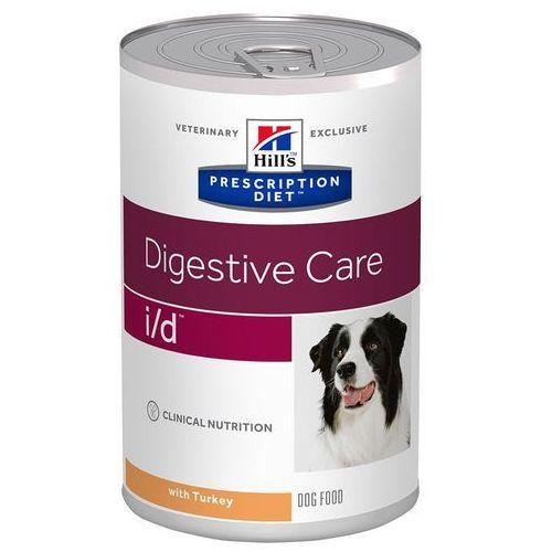 i/d digestive care, indyk - 24 x 360 g  wygraj iphona xs - tylko w tym tygodniu   dostawa gratis od 89 zł marki Hills prescription diet