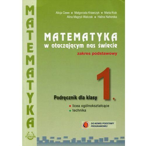 Matematyka w otacz LO 1 pod. ZP NPP 2015 (312 str.)