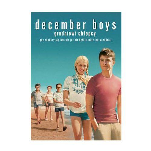 December boys: grudniowi chłopcy (dvd) - rod hardy darmowa dostawa kiosk ruchu marki Galapagos