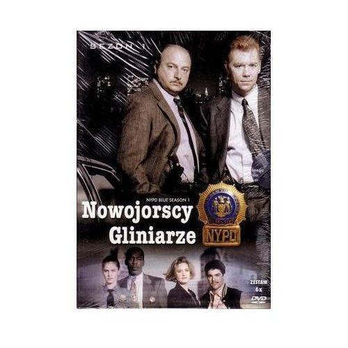 Imperial cinepix Nowojorscy gliniarze - sezon 1 (dvd) - felix enríquez alcala (5903570125553)