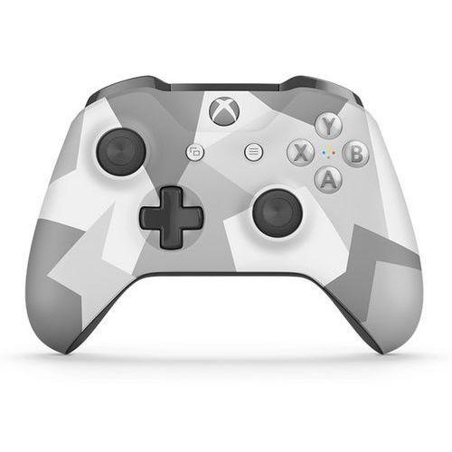 Kontroler xbox one winter forces + zamów z dostawą w poniedziałek! + darmowy transport! marki Microsoft