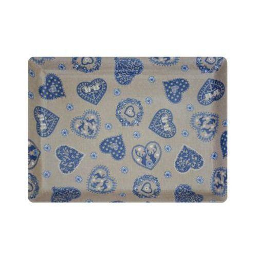 Vivenzi Taca blue heart (50 x 37 cm) (8010975001782)