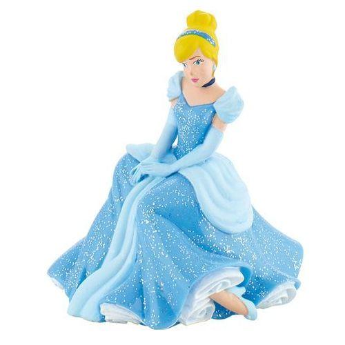 BULLYLAND 12830 Kopciuszek siedzący w balowej sukni 7,5c (BL12830) - produkt z kategorii- Figurki dla dzieci
