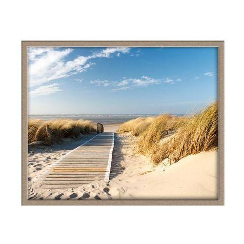Obraz plaża 50 x 40 cm marki Knor