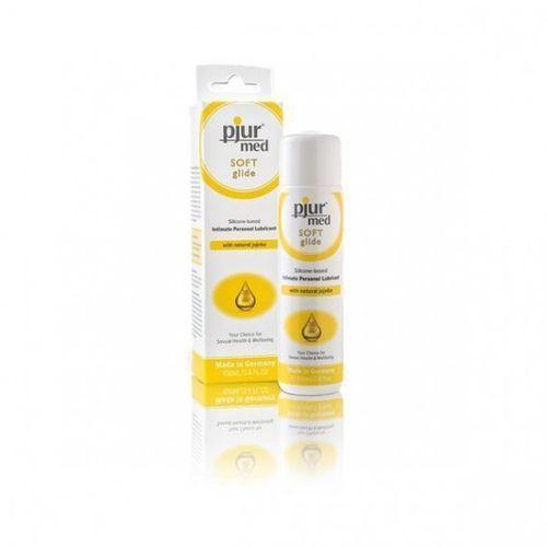 Pjur med soft glide silicone based 100 ml marki Pjur (ge)