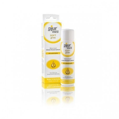 Pjur med SOFT Glide Silicone Based 100 ml