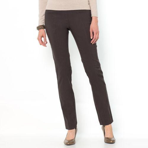 Anne weyburn Wygodne spodnie z materiału ze stretchem