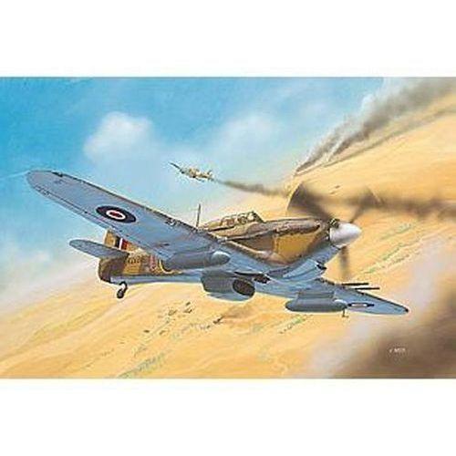 Model do sklejania Rewell Hawker Hurricane 04144 (4009803872988)