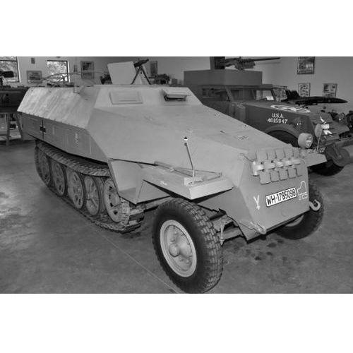 Italeri sd.kfz.251/1 aus f.d - italeri