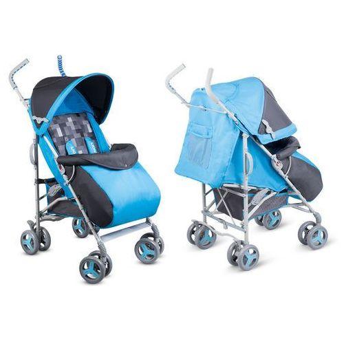 Wózek spacerowy Elia niebieski - DARMOWA DOSTAWA OD 199 ZŁ!!! (5902581651853)