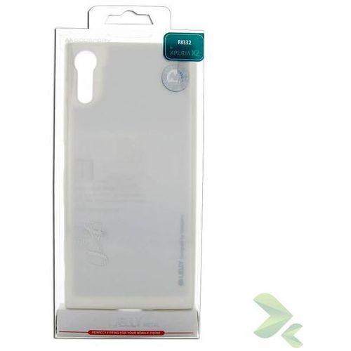 Mercury Etui iJELLY Sony Xperia XZ srebrne (BRA004761) Darmowy odbiór w 21 miastach! (8806174386849)