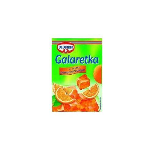 DR OETKER 75g Galaretka pomarańczowa