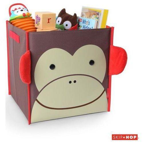 SKIP HOP Pudełko na zabawki ZOO Jumbo - Małpa