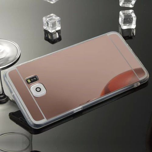 Slim Mirror Case Różowy | Etui dla Samsung Galaxy S7 - Różowy z kategorii Futerały i pokrowce do telefonów