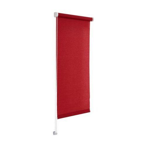 Roleta Colours Halo 100 x 180 cm czerwona