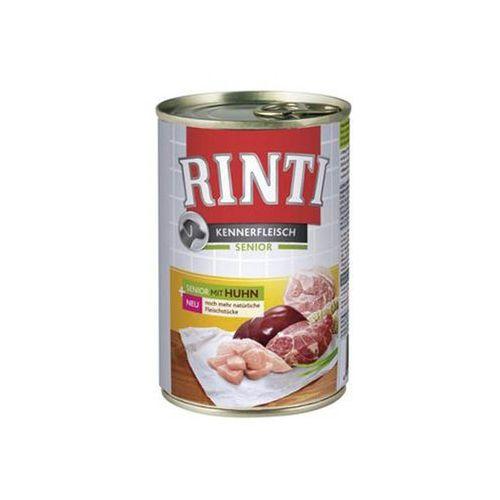 RINTI Pur Kennerfleisch Senior - kurczak 400g