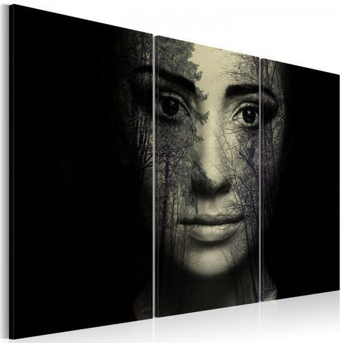 Artgeist Obraz - leśny kamuflaż (60x40 cm)