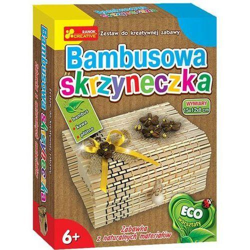 Bambusowa skrzyneczka - Ranok-Creative