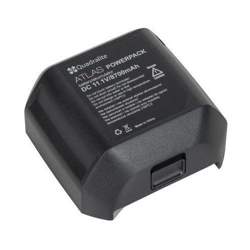 atlas powerpack - akumulator do lamp quadralite atlas marki Quadralite