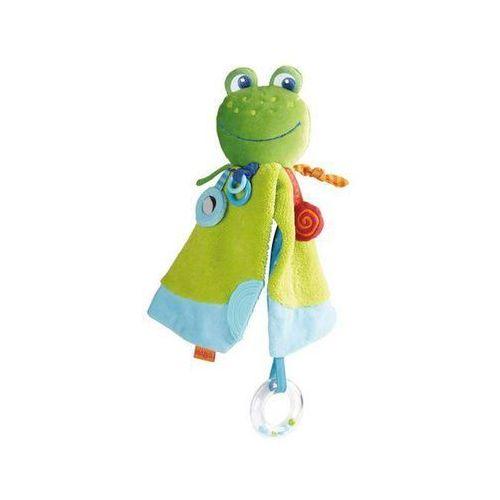 szmacianka/przytulanka magiczna żaba 301857 marki Haba