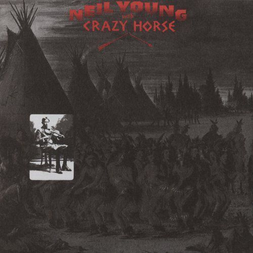 BROKEN ARROW - Neil&crazy Horse Young (Płyta CD), 9362462912