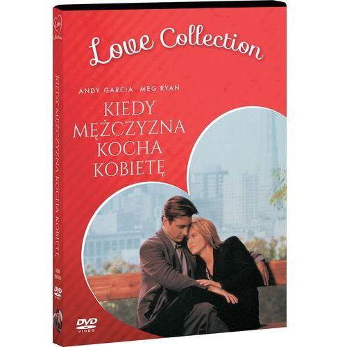 Galapagos Kiedy mężczyzna kocha kobietę (dvd) love collection