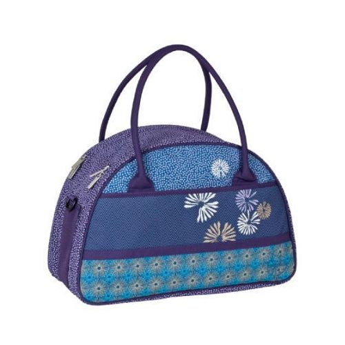 LÄssig torba na akcesoria do przewijania casual shoulder bag bloom dark purple marki Lässig