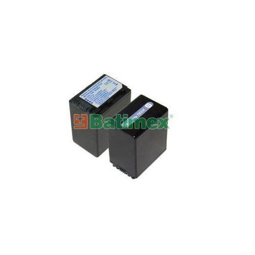 Sony np-fh100 3150mah 26.5wh li-ion 6.8v () marki Batimex