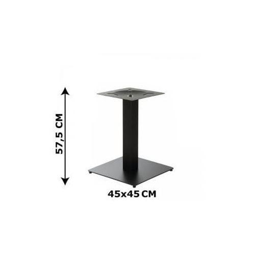 Stema - sh Podstawa stolika sh-5002-5/l/b, 45x45 cm (stelaż stolika), kolor czarny