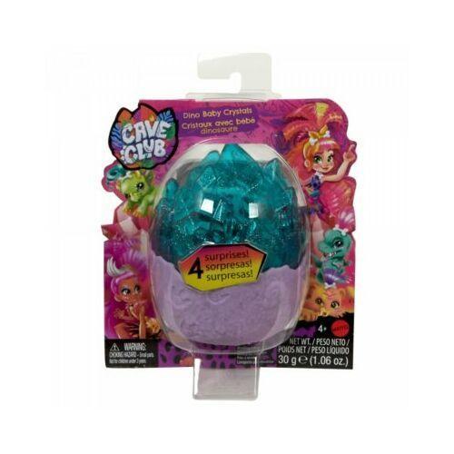 Mattel Figurka cave club dino kryształ