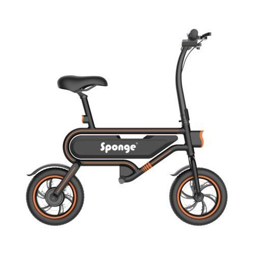 Sponge Rower elektryczny 12 czarny darmowy transport (0633632021923)