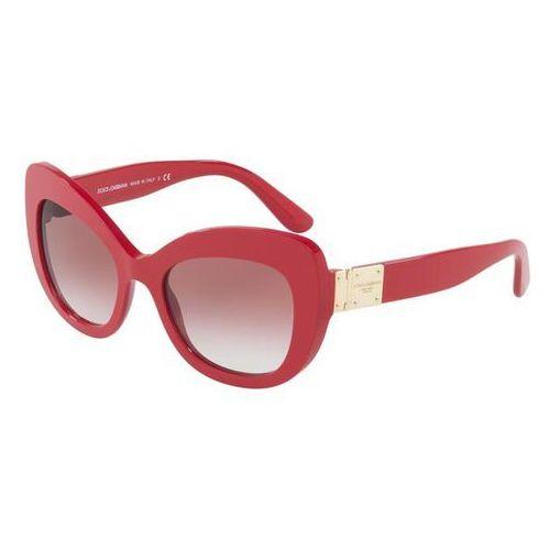 Dolce & gabbana Okulary słoneczne dg4308 30978d