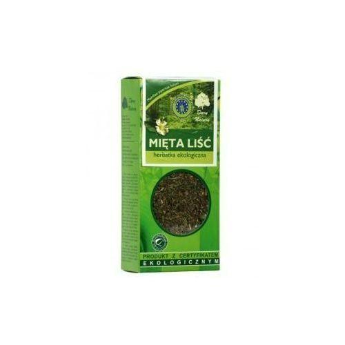 Mięta liść Eko 25g - Dary Natury (5902741005380). Najniższe ceny, najlepsze promocje w sklepach, opinie.
