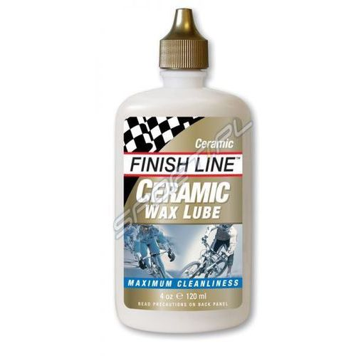 Finish line Olej ceramic wax lube parafinowy 120ml butelka