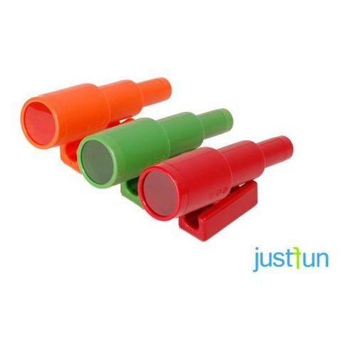 Teleskop lux - czerwony marki Just fun