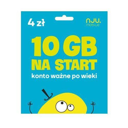 Starter NJU MOBILE Nju na kartę 4 PLN (5907441062176)