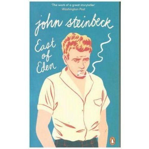 East of Eden - John Steinbeck, oprawa miękka